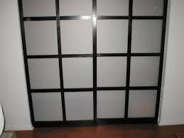 shoji style sliding closet doors from scratch 7 steps
