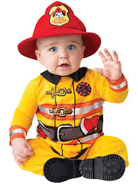 infant costumes halloweeen club costume superstore fearless firefighter infant