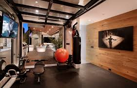 ideas for home gym decorating home gym contemporary with wall art
