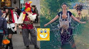 creative halloween costumes for parent u0026 child u203f youtube