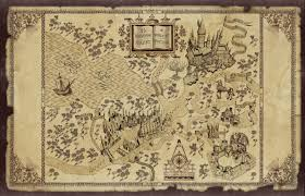 Fantasy World Map by Nerdovore Fantasy World Maps Harry Potter