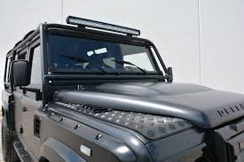 land rover defender lifted could