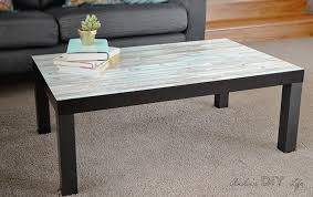 lack ikea ikea lack coffee table makeover the easiest kind anika s diy life