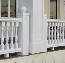polyurethane balustrades structural and decorative exterior systems