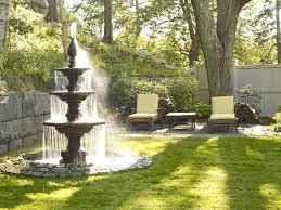 Backyard Fountains Ideas Backyard Fountains Home Depot Tremendous Home Depot