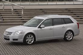 cadillac bls wagon review 2008 2010 parkers