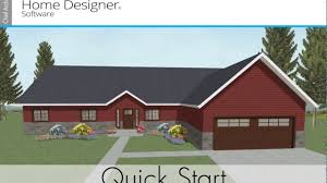 Home Designer Architectural Review by Home Designer Quick Start 2018 Youtube