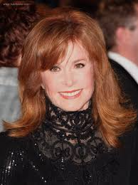 hair style for 70 year old stefanie powers flattering long hairstyle for a 70 years old woman