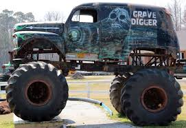 bigfoot the original monster truck grave digger 1 monster trucks wiki fandom powered by wikia