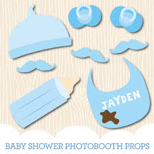 baby boy photo props personalised baby shower moon party props kapaline board