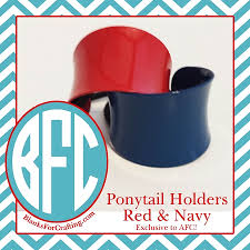 ponytail holder pony cuffs metal