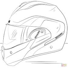helmet coloring page creativemove me