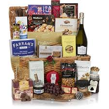 christmas hampers food and drink gift baskets for special occasions