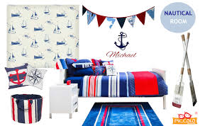 Bedroom Wallpaper For Kids Unique Nautical Bedroom Decor Kids And More On Boys Bed Inspiration