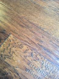 Scratched Laminate Flooring Diy Super Simple Fix For Scratches On Wood Floors Brown Dog