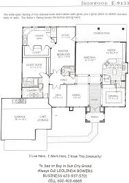 find sun city grand ironwood floor plan u2013 leolinda bowers realtor