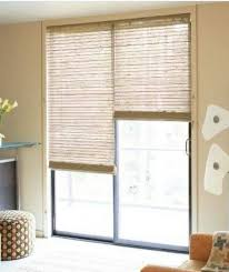 Horizontal Blinds Patio Doors Horizontal Blinds For Sliding Glass Doors Patio Door Curtain Ideas