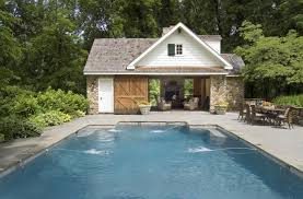 pool house architecture construction malvern pa home plans with