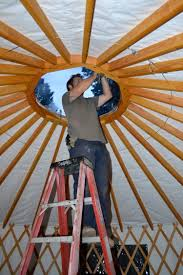 my yurt project on whidbey island