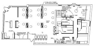 beauty salon floor plans beauty salon floor plan design layout 2422 square foot salon