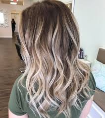 platinum hairstyles with some brown the best balayage hair color ideas 90 flattering styles blonde