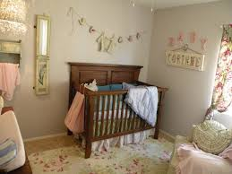 Wooden Nursery Decor Grey Nuance Of The Nursery Decor That Can Be Decor With