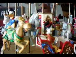 a mickey carousel by mr circa 1997