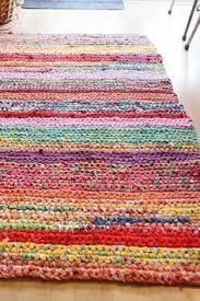 Crochet Oval Rag Rug Pattern 228 Best Tapetes De Malha Images On Pinterest Crochet Rag Rugs