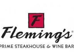grand opening of new fleming s prime steakhouse wine bar