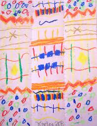 it u0027s a creative journey 2nd grade kente cloth