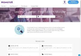 Posting Resume On Monster 8 Best Job Search Sites For Job Seekers