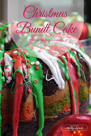 Halloween Bundt Cake Christmas Bundt Cake Recipe Balancing Motherhood