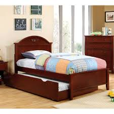 Furniture Of America Bedroom Sets Young America Harbor Town Twin Over Full Bunk Bed Hayneedle