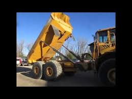 volvo haul trucks for sale 2003 volvo a35d haul truck for sale no reserve internet auction