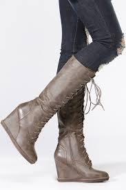 s boots calf length qupid calf length wedge boots cicihot boots catalog s