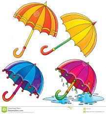 umbrellas stock illustration image of humor funny drawing 3103198