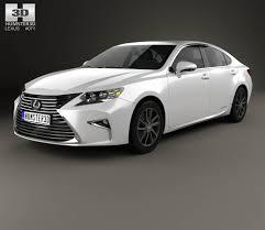 lexus hybrid sedan lexus 3d models hum3d
