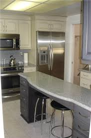 Extra Kitchen Counter Space by Custom Kitchens And Baths Orange County California Press