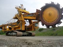 bucket wheel excavator google search tech industrial