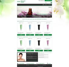 ecommerce website templates exceptional designs for free actinic
