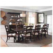 pulaski dining room furniture furniture caldwell rectangular dining table set