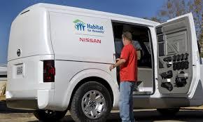 nissan nv2500 nissan nv2500 lcv concept revealed