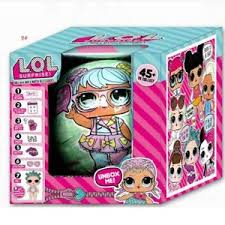 Lol Blind Lol Lil Outrageous 7 Layers Surprise Ball Series 1 Doll Blind
