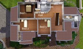 mod the sims starter castle