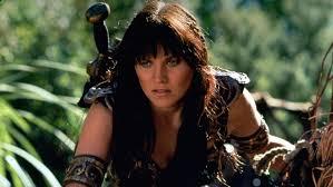 zena the warrior princess hairstyles xena warrior princess reboot nbc hollywood reporter