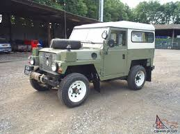 land rover 101 ambulance lightweight 1970