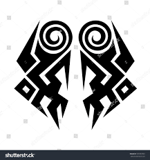 tatoo design tribal tattoo tribal vector designs tribal tattoos stock vector 570787093