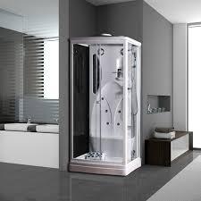 cabina doccia roma box doccia multifunzione con idromassaggio cm 110x92