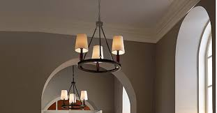 Large Foyer Lantern Chandelier Entryway Hallway U0026 Foyer Lighting At The Home Depot