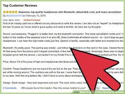How To Make Fake Report Card - how to spot a fake review on amazon 11 steps with pictures